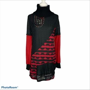 YOUNG THREADS WOMENS SWEATER DRESS EXCLUSIVE